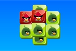Angry Birds Space Mahjong