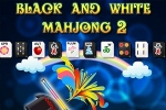 Black and White Mahjong 2