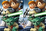 Lego Star Wars: Differences