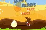 Angry Birds Save Eggs