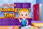 Baby Hazel: Cooking Time
