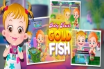 Baby Hazel: Gold Fish