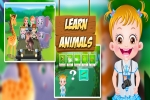 Baby Hazel: Learn Animals