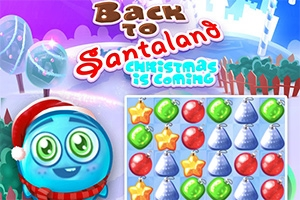 Back to Santaland: Christmas is Coming