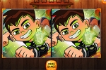 Ben10: Spot the Difference