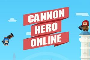 Cannon Hero Online