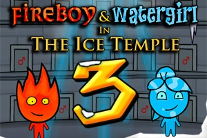 Fireboy & Watergirl 3 in the Ice Temple Mobile