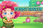 Funny Rescue: Zookeeper
