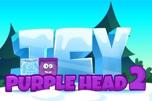 Icy Purple Head 2