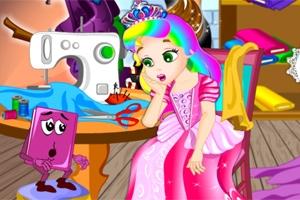 Princess Juliet: Fashion Trouble
