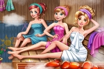 Princesses Sauna Realife