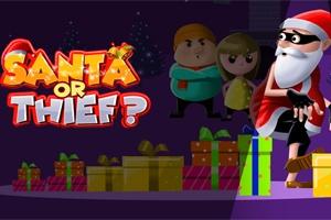 Santa or Thief?