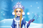 Snegurochka: Russian Ice Princess