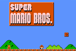 Jogos do Super Mario Bros